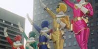 Ep. 2: Assemble!! The Super-Powered Sentai