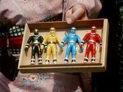 Kakuranger Dolls