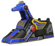 Legacy Unicorn Thunderzord