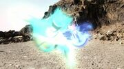 Cyan Torin Brave spirits