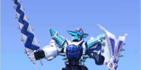 Blizzard Force Megazord