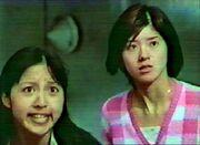 Sae (GaoWhite) & Miku (MegaPink)