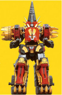 Mezodon Megazord - RangerWiki - the Super Sentai and Power Rangers ...