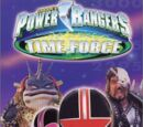 Power Rangers Time Force: Force from the Future