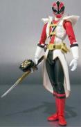 Red Samurai Ranger SH Figuarts Super Samurai