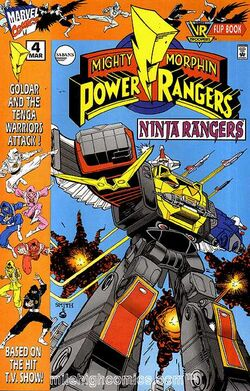 Ninja Rangers -4