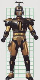 Metal Hero - B-Fighter Kabuto