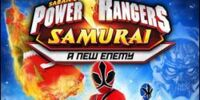 Power Rangers Samurai Volume 2: A New Enemy