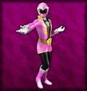 Gokai Pink (Dice-O)