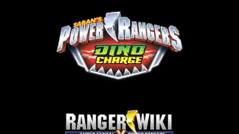 Power Ranger Dino Charge (Theme song)