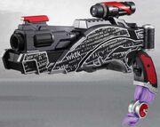 MMZ-00 Moya Moya Z-Cune Gun Mode