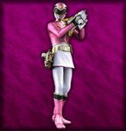 Gosei Pink (Dice-O)