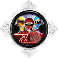 Ninja Storm Power Star