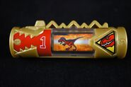 PRDC Gold T-Rex Charger
