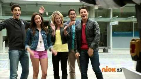 Power Rangers Megaforce - The Human Condition - Robo Knight's Rap (HD)