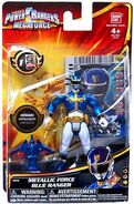 Metallic Force Blue Ranger