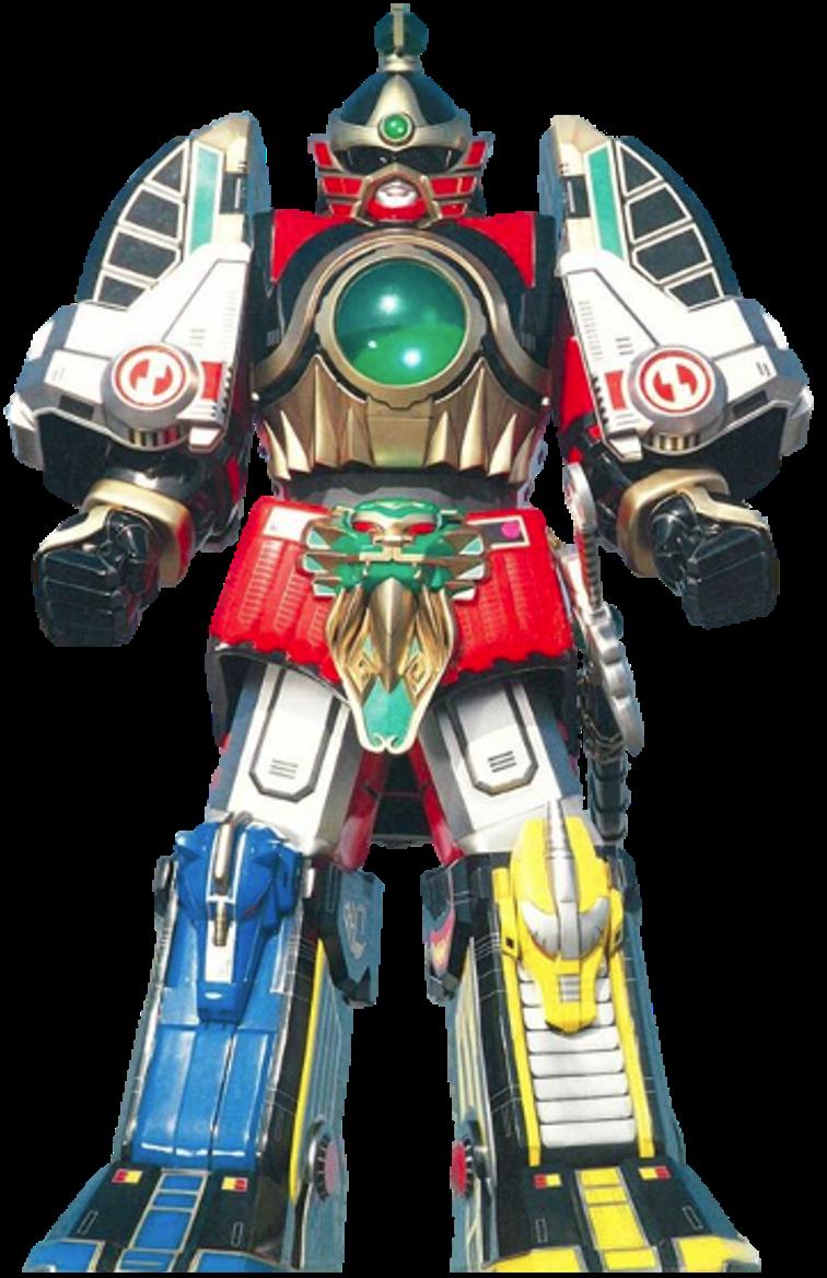 Category:Zords (Mighty Morphin 2) | RangerWiki | Fandom ...