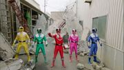 Timeranger (Super Hero Taisen Otsu)
