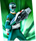 Turbo-green-ranger