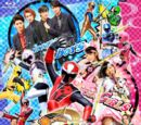Come Back! Shuriken Sentai Ninninger: Ninnin Girls vs. Boys FINAL WARS