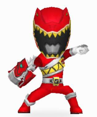 File:Red Dino Charge Ranger Armored On In Power Rangers Dash.jpg