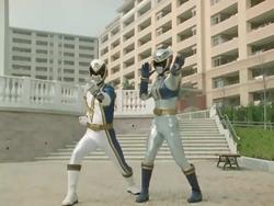 Tokkyou Rangers