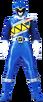Kyoryu-blue