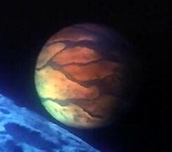Nemesis Planet