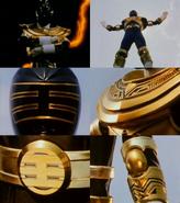 King Ranger armor
