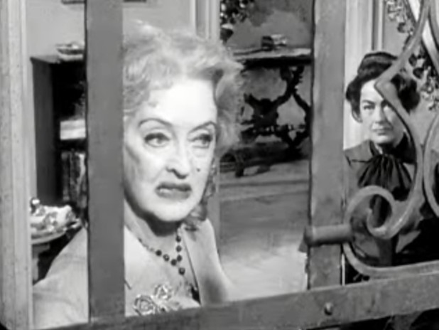 File:Bette davis and joan crawford in whatever happened to baby jane trailer.jpg