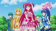 Five balala fairy