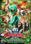 Gokaiger DVD Vol 6