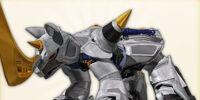 Rhino Steel Zord