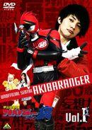 AkibarangerS2 DVD Vol 1