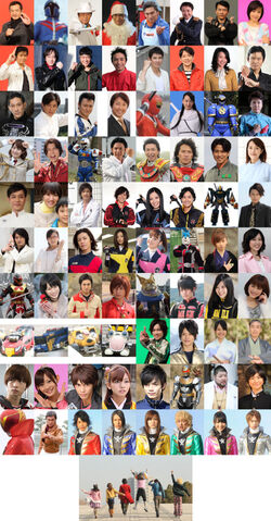 Gokaiger Legends