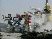 Shogunzords With Weapons