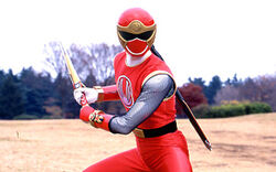 NS Red Wind Ranger