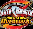 Power Rangers Operation Overdrive (toyline)