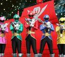 Power Rangers Galaxy Pirates
