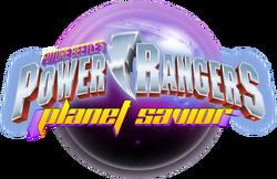 Power Rangers Planet Savior logo
