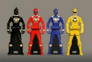 Dino Ranger Keys