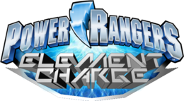 Power Rangers Element Charge logo