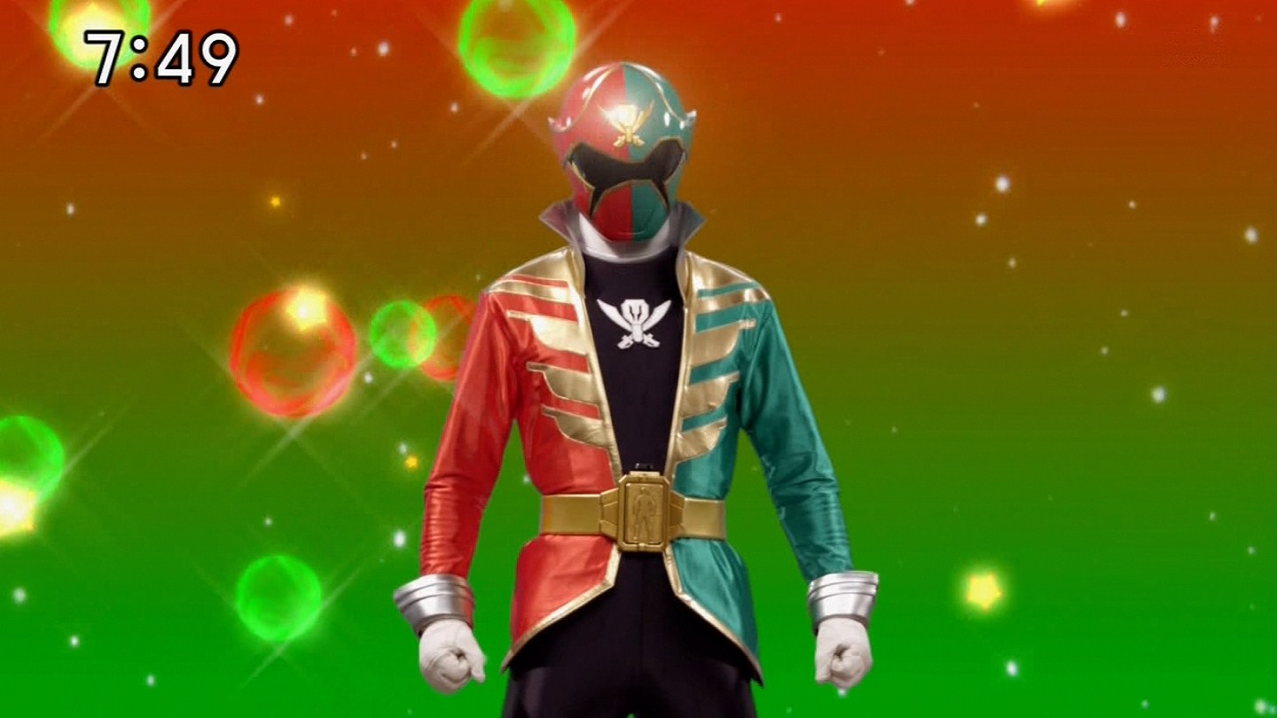 Orion: Christmas Ranger | Power Rangers Fanon Wiki | FANDOM ...