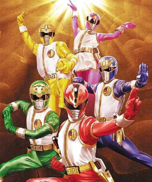 Power Rangers Reboot Reboot of Power Rangers