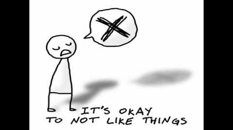 It's Okay To Not Like Things
