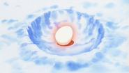 Hinata as an egg