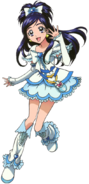 Pretty Cure All Stars DX2 Cure White pose