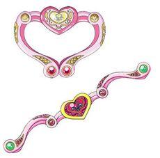 Heart baton