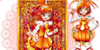 Pretty Cure All Stars Sunny Spring Card Collection