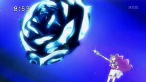 Yes! Pretty Cure 5 Go Go! - Milky Rose Metal Blizzard